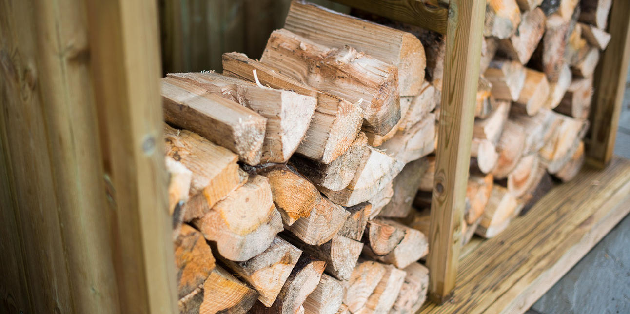 Storage is Key! - Check out our great range of Log Stores!
