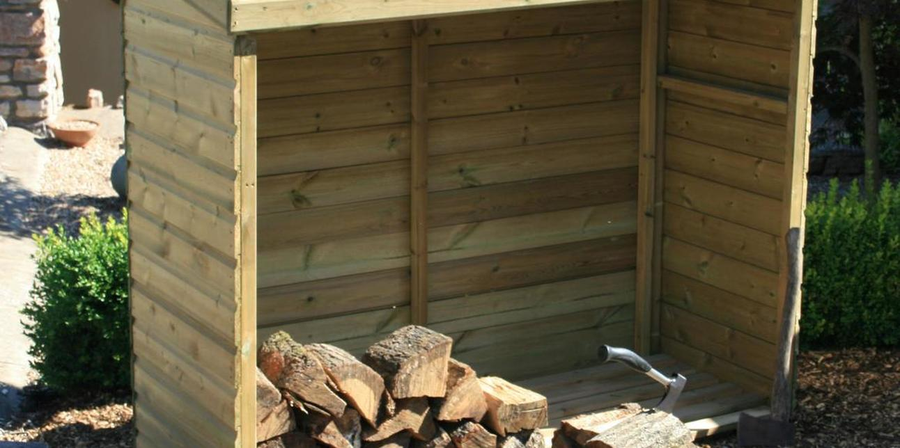 Storage is Key! - 10% off our entire range of Log Stores!