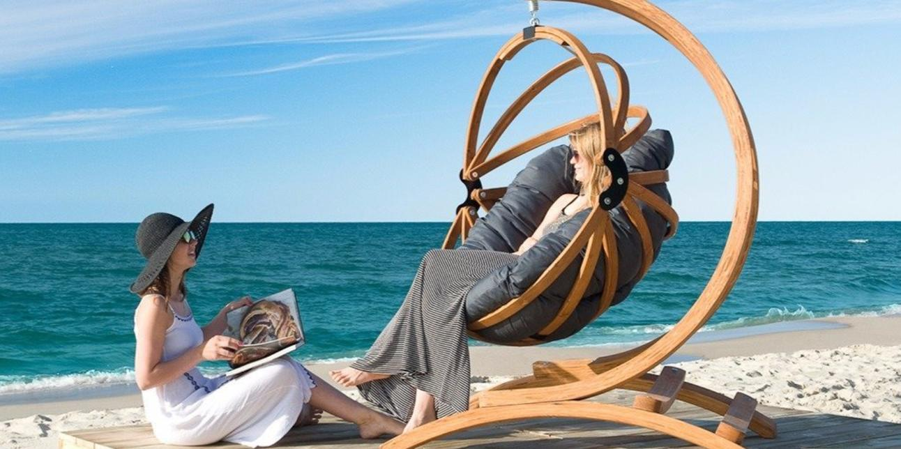 "Exciting New Product! - ""Optimist"" Hanging Chair Now Available"