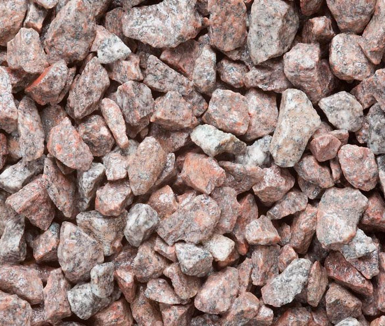 Pink Granite Pebbles 20mm Woodstoc Outside Made Better