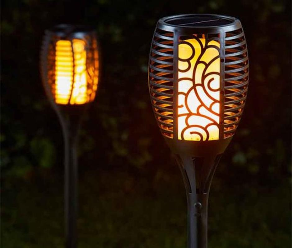 Solar Cool Flame Torch -