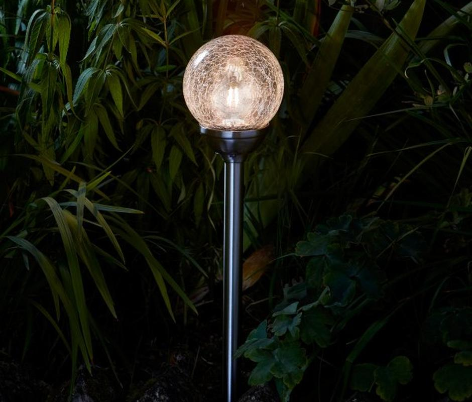 Retro Stake Light -